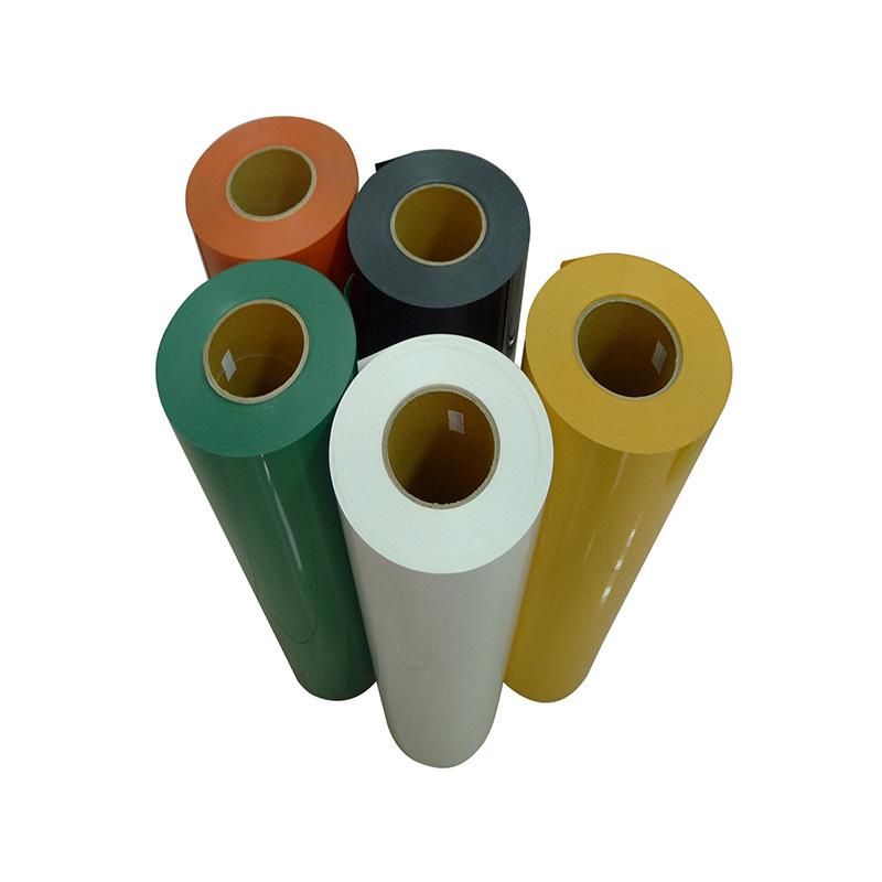 PVC刻字膜卷装